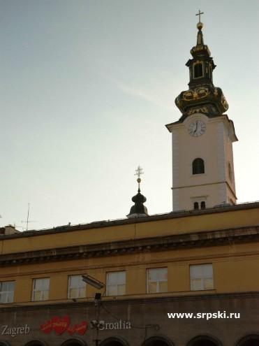 Австро-Венгерская архитектура Загреба