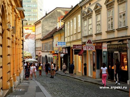 Улица в Верхнем городе