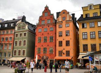 Стокгольм Гамластан