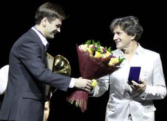 Горан Брегович – лауреат медали имени Михаила Чехова