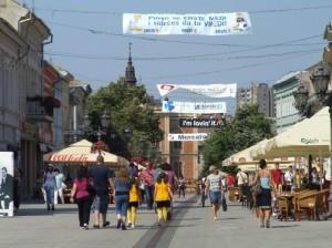 Улица Змай Йовина