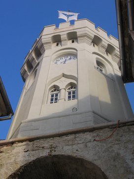 Канли башня