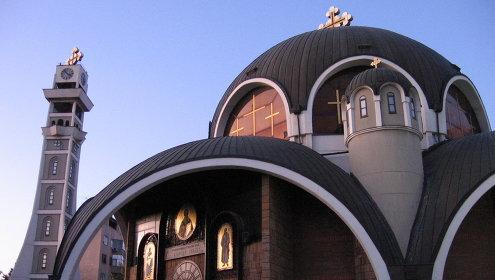 Соборный храм Святого Климента Охридского