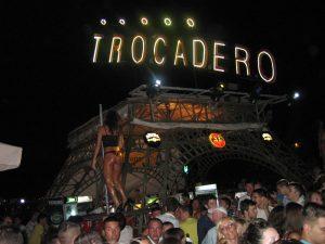 Дискотека Trocadero