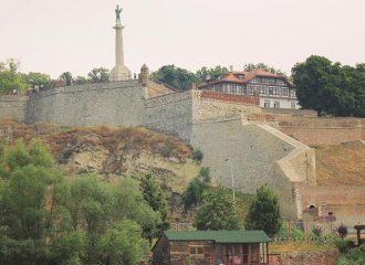 Победитель (Победник) - символ Белграда