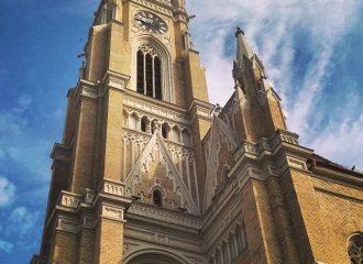 Собор Святой Марии в Нови-Саде