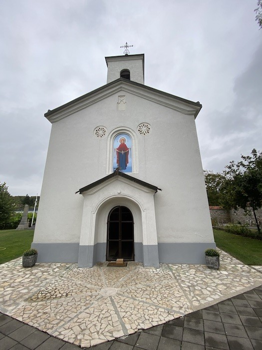 Отдых в Сербии. Монастырь Чокешина
