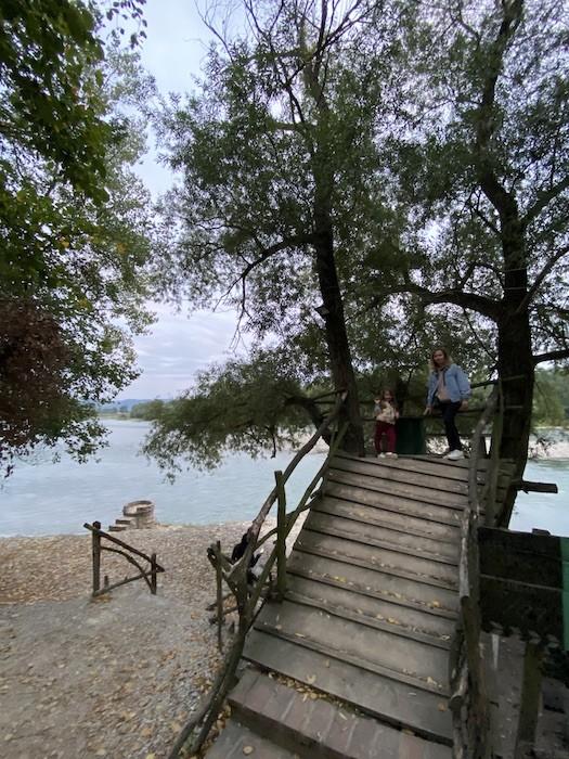 Отдых в Сербии. Сунчана река