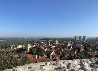 Достопримечательности Белграда. Земун. Гардош